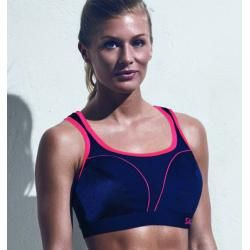 Photo of Salming – Grit Support – 943019 – Reggiseno sportivo – Navy Salming