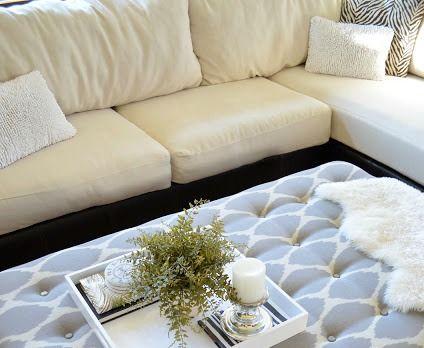 Tremendous How To Re Cover A Microfiber Sectional Decorating Ideas Inzonedesignstudio Interior Chair Design Inzonedesignstudiocom
