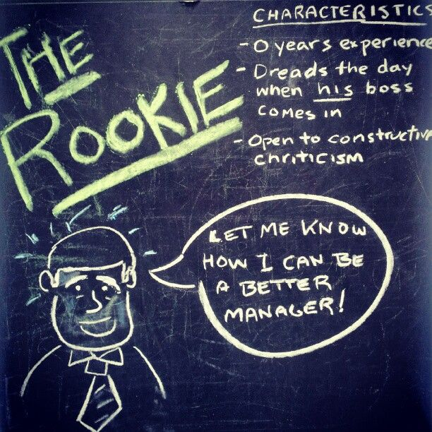 What Kind of Boss Do You Want? The Rookie Boss