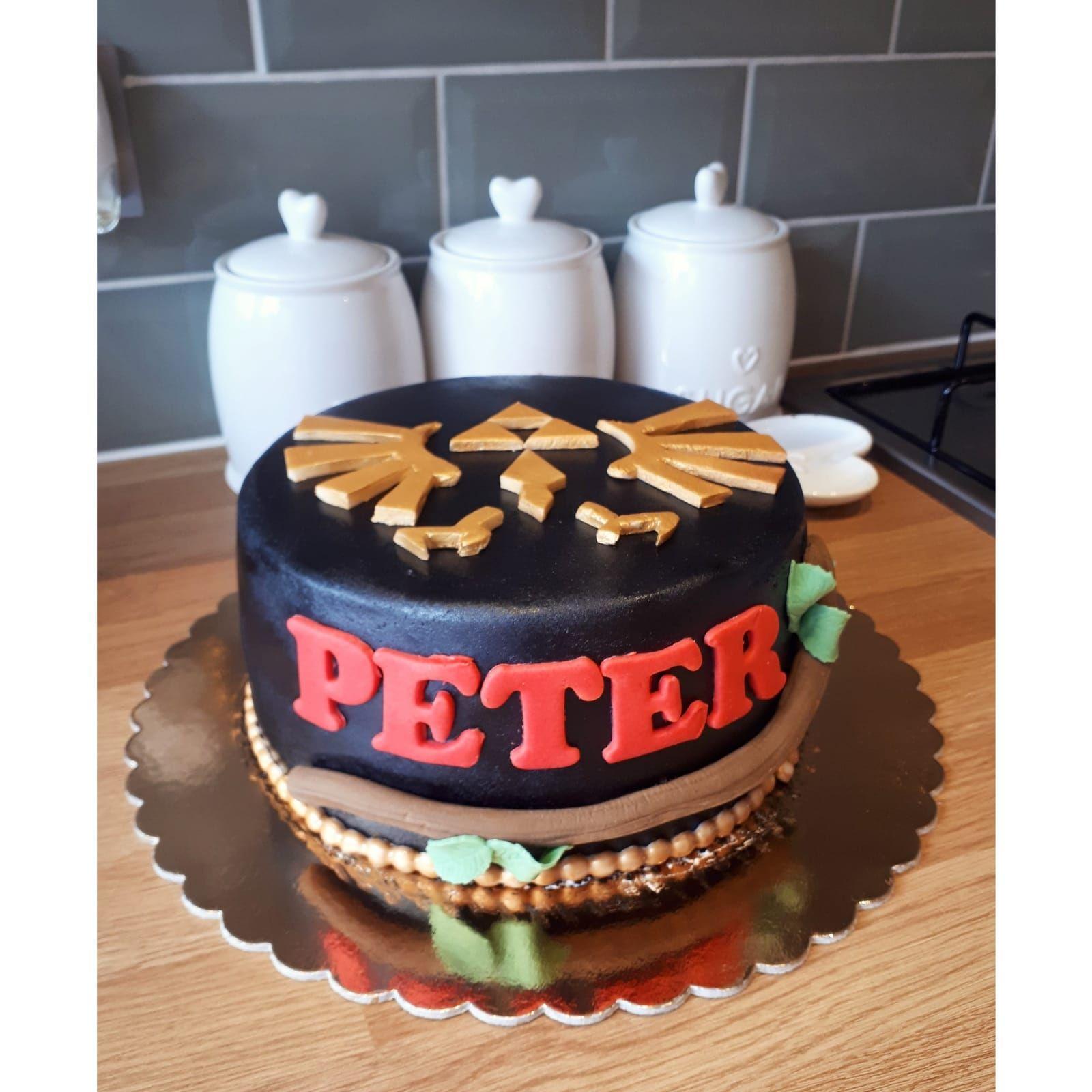 MM ideas How to make cake, 28th birthday, Cake