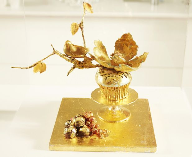 World S Most Expensive Cupcake Worth
