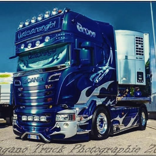 Big Trucks, Big Monster Trucks
