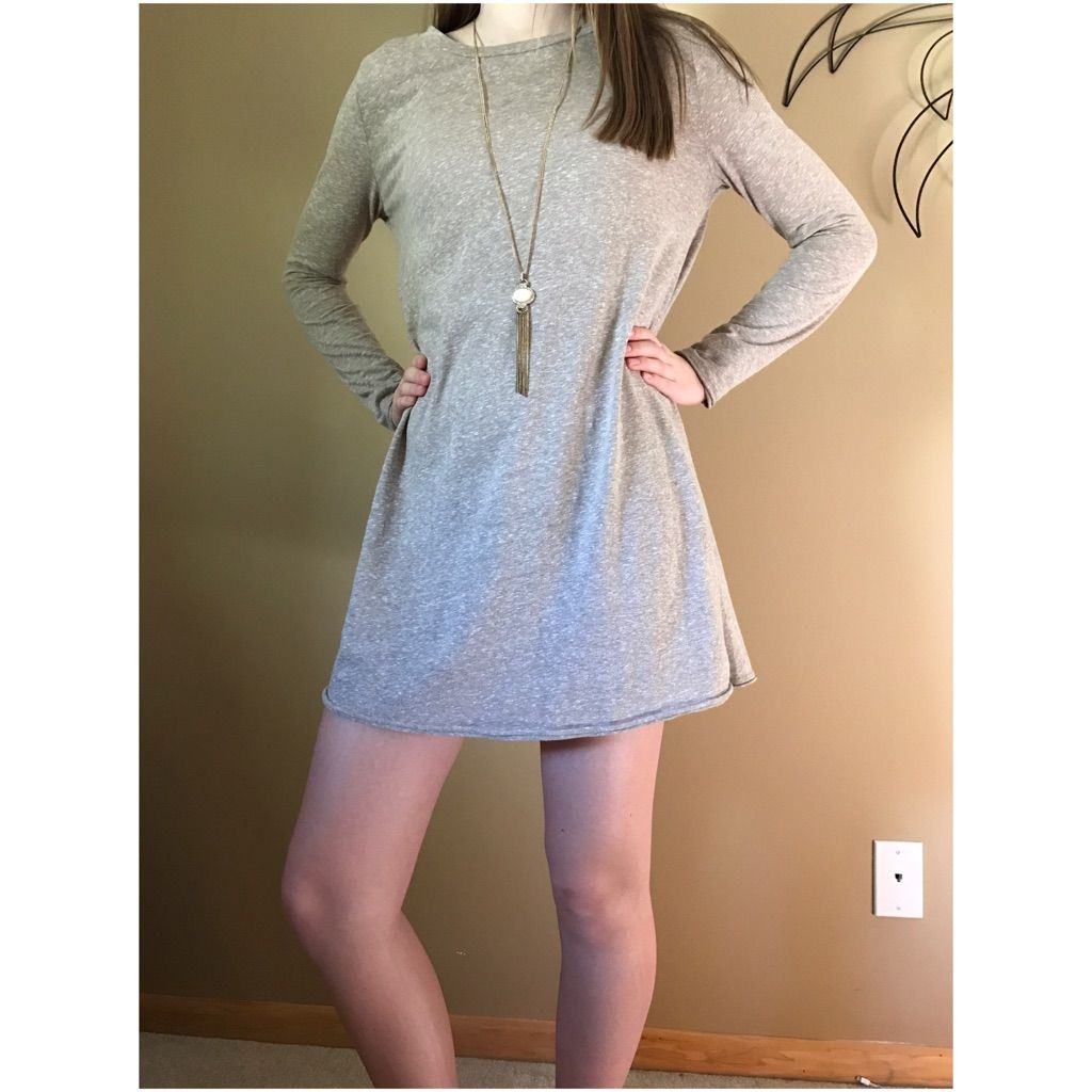 Saleforever long sleeve tshirt dress products