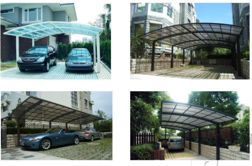 PC CARPORTcar sunshade car sun shadecanopy - carport canopy greenhouse - & PC CARPORTcar sunshade car sun shadecanopy - carport canopy ...