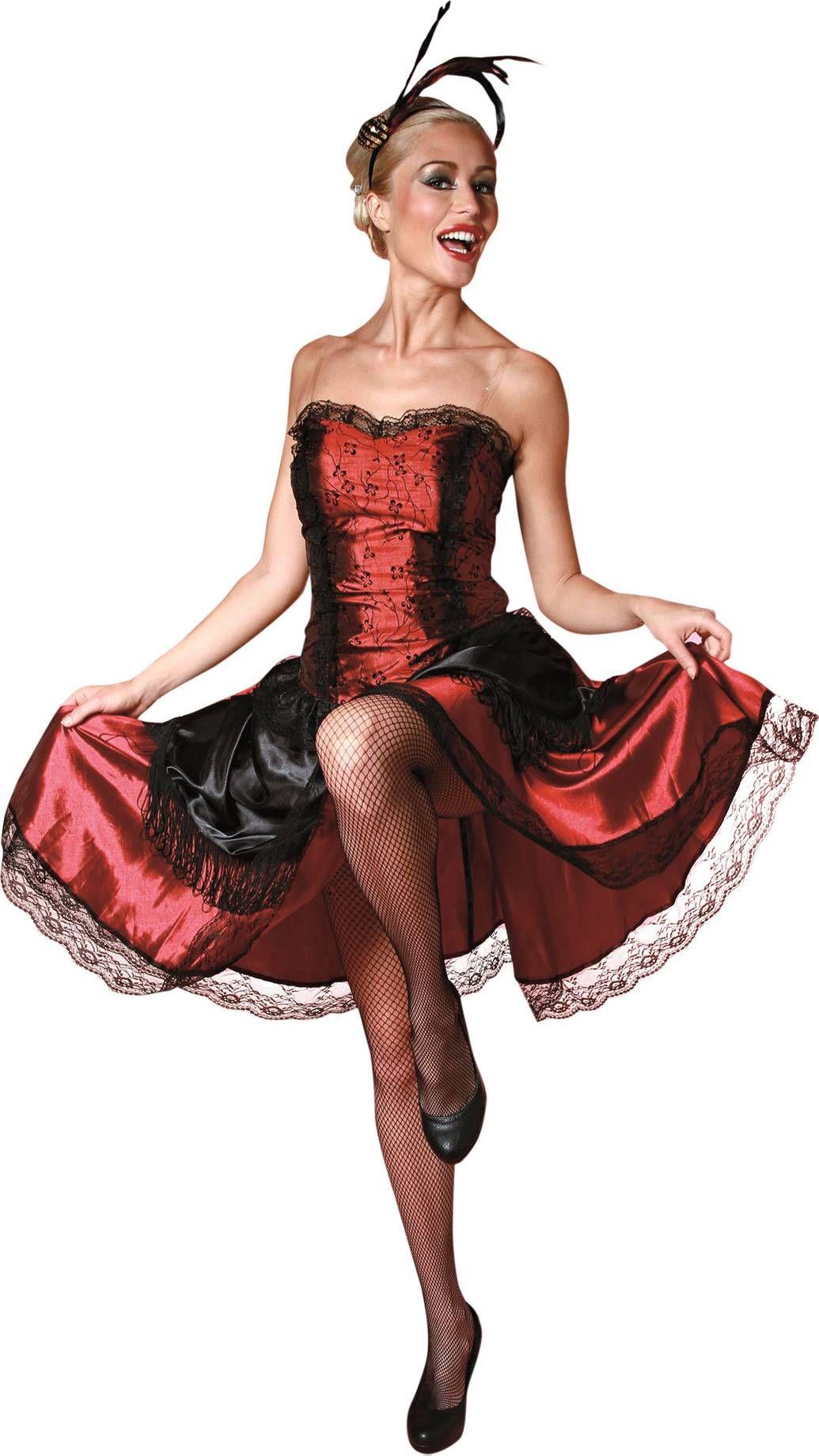 d guisement danseuse de french cancan femme halloween. Black Bedroom Furniture Sets. Home Design Ideas