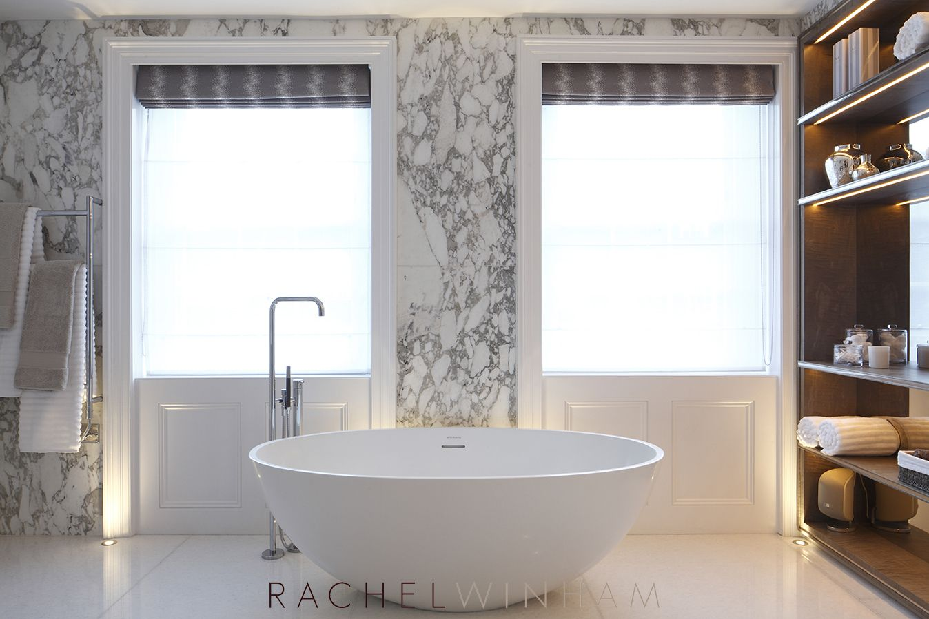 Bathroom | Rachel Winham Interior Design | RW PROJECT | Queen Anne\'s ...