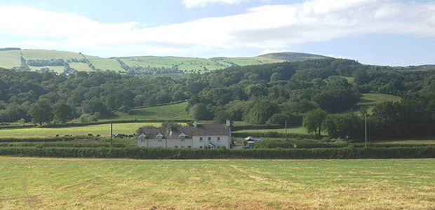 Farmers * Bethlehem * Brecon Beacons * Country Living UK