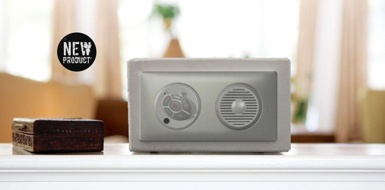 L'i-Cube 1R Radio béton blanc par blabdesign sur Etsy