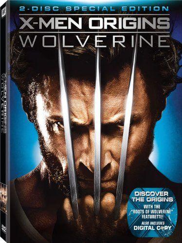 X Men Origins Wolverine Two Disc Special Edition Fox Http Www Amazon Com Dp B002cmlij6 Ref Cm Sw R Pi Dp Hacuub09hc9s Wolverine Movie Wolverine 2009 X Men