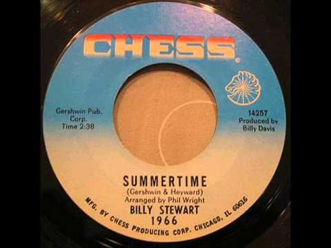 Billy Stewart Summertime Full Version Summer Songs Summertime One Hit Wonder