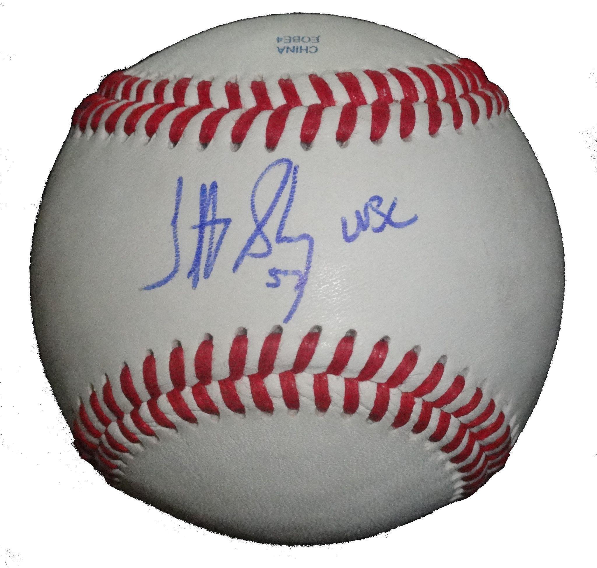 Sports Mem, Cards & Fan Shop Jonathan Johnson Autographed Official Rawlings Baseball Autographs-original