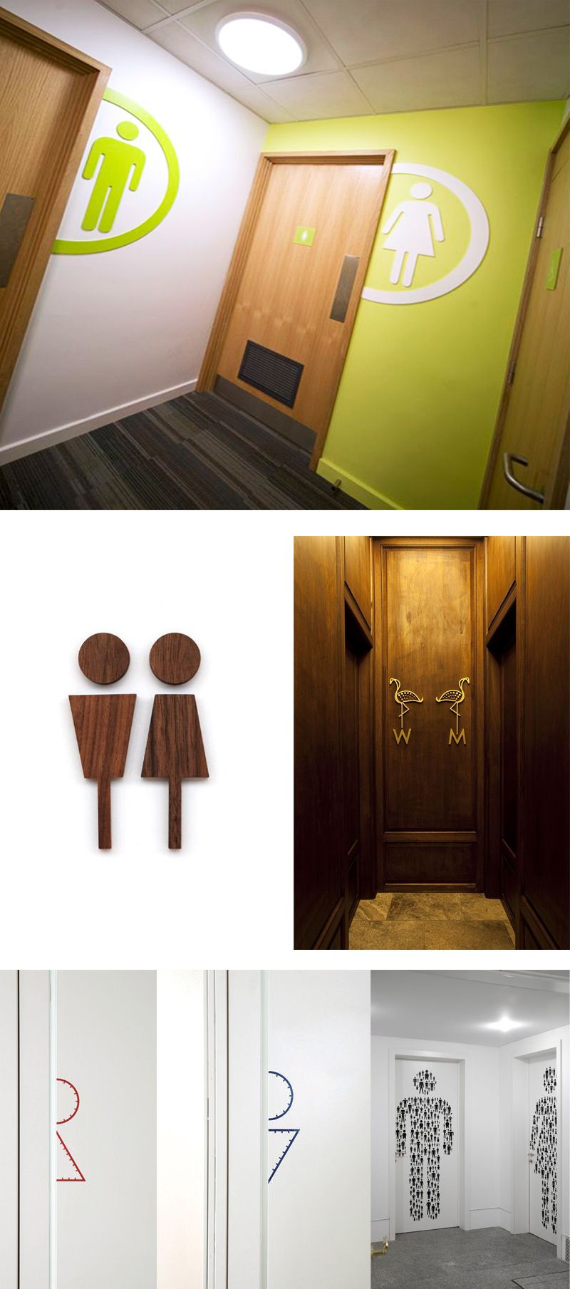 22 creative and funny toilet signs signage systems rh pinterest com