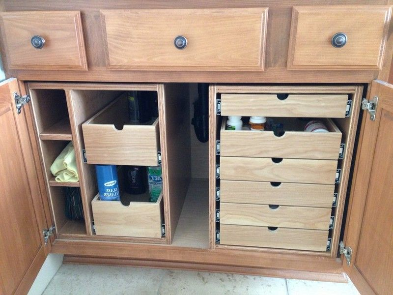 Bathroom Cabinet Storage Drawers | Cabinet Storage, Storage Drawers And  Bathroom Cabinets