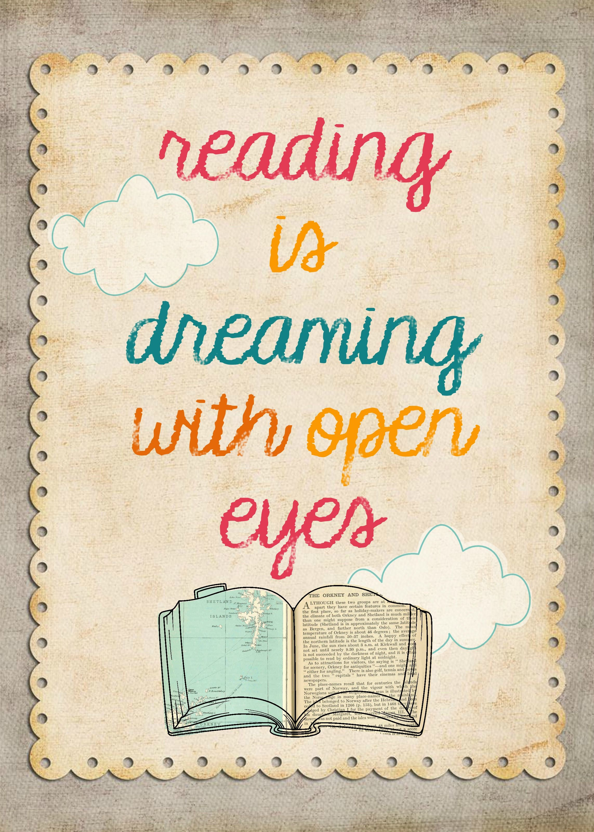 Reading Quotes For Kids Alluring Free Reading Artwork From  Artwork Books And Free