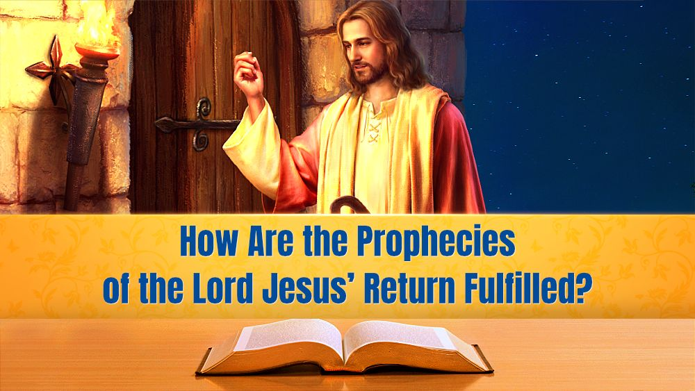 Bible Prophecy How The Prophecies Of Jesus Second Coming Are