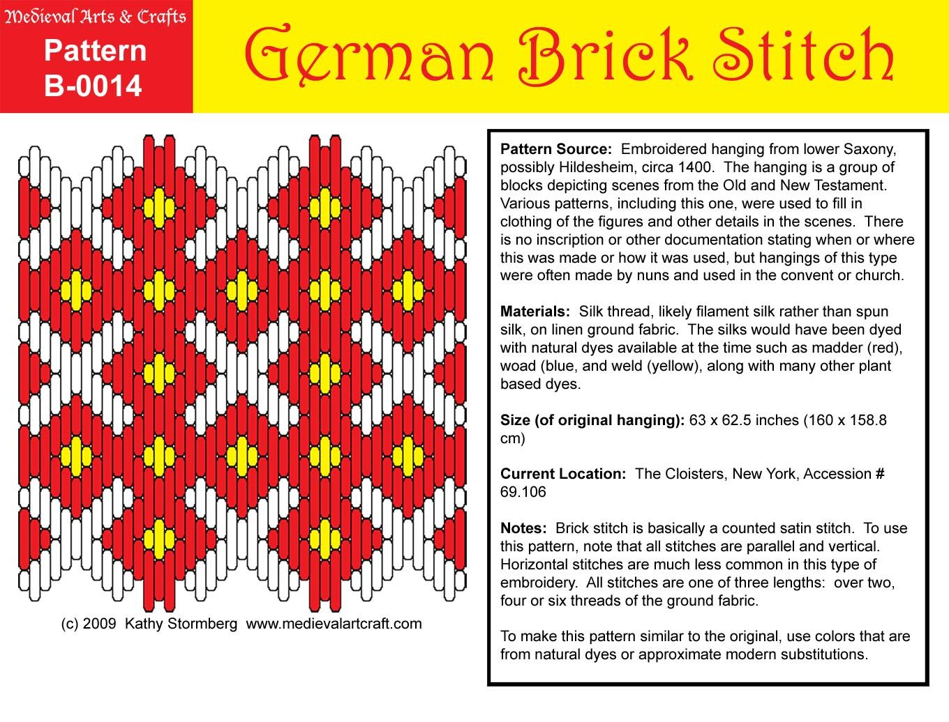Brickstitch+pattern+14+handout_web.jpg] | CARTERAS B | Pinterest ...