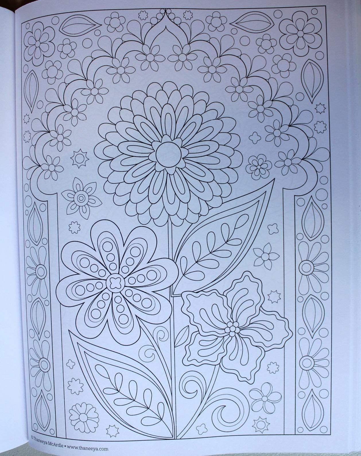 Follow Your Bliss Coloring Book (Coloring Activity Book): Thaneeya ...