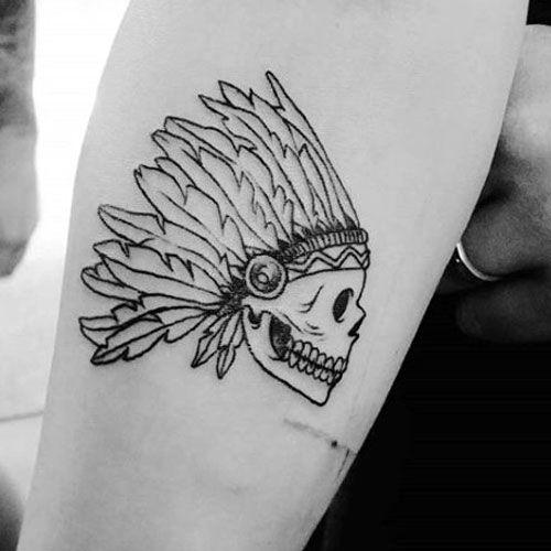 Photo of 101 besten kleinen, einfachen Tattoos für Männer (2020 Guide)