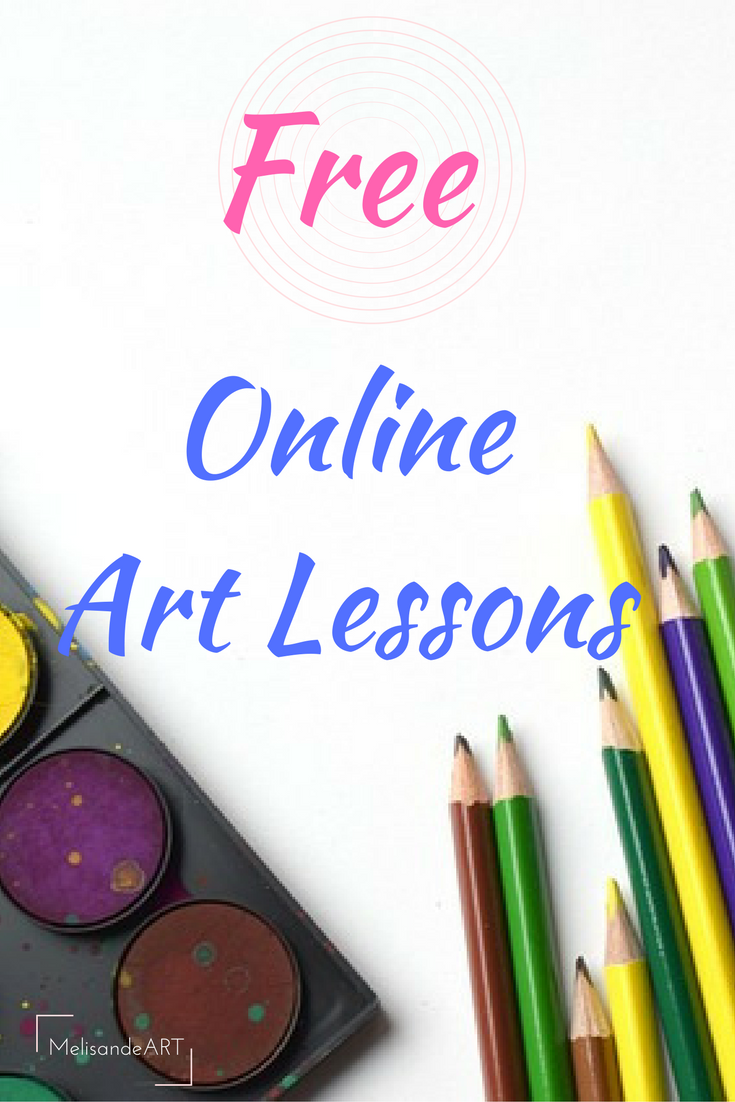Six free online art classes start your meslisandeart online six free online art classes to inspire your creativity and get you started on your artistic baditri Gallery