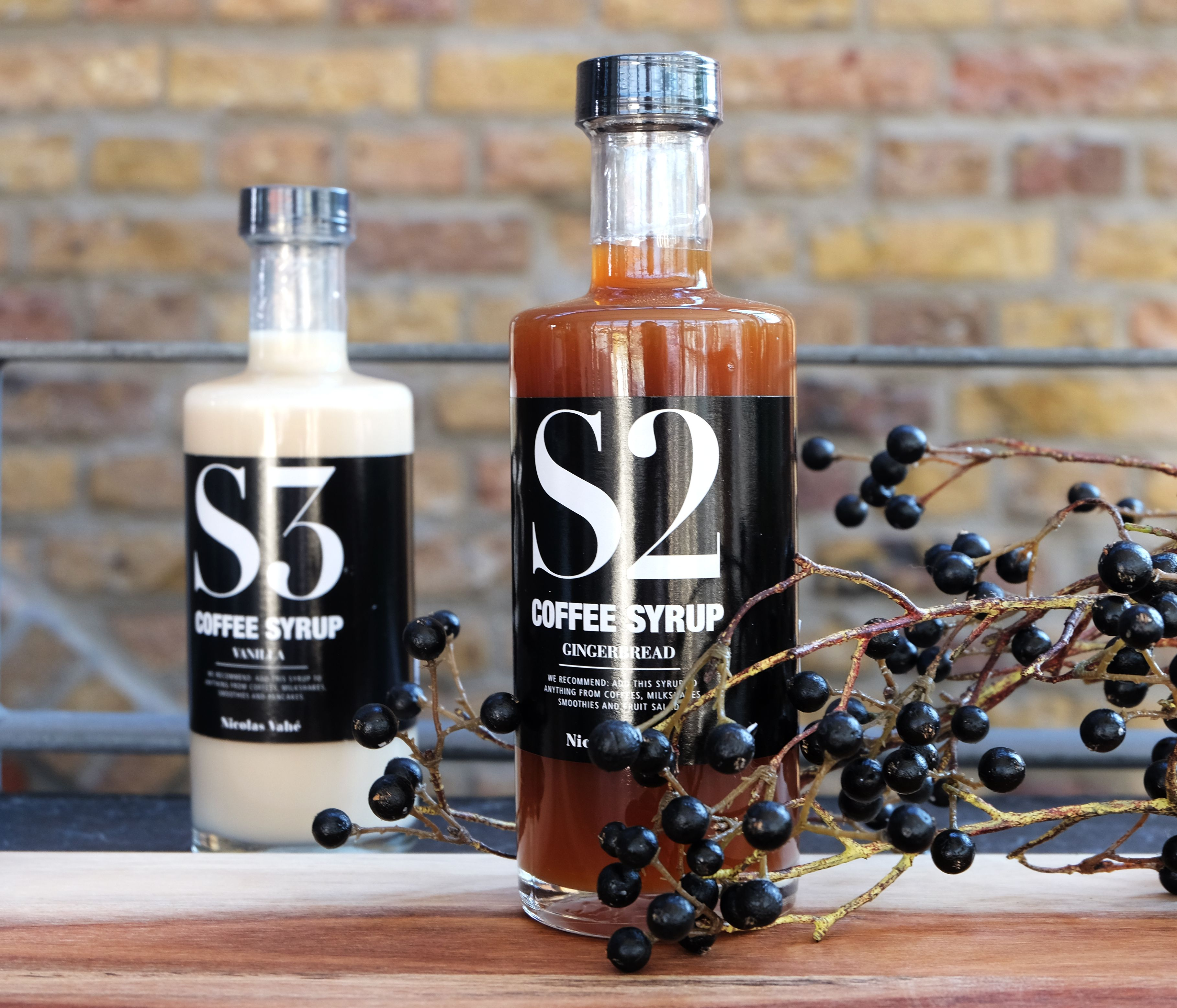 how to make vanilla bean syrup for coffee