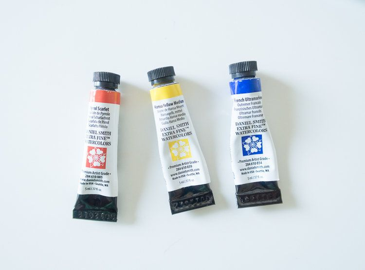 Which Watercolor Paints And Colors To Buy Watercolour Painting