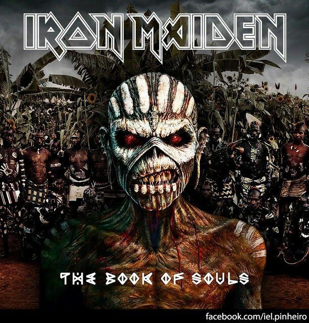 The Book Of Souls Iron Maiden Iron Maiden Posters Iron Maiden Eddie