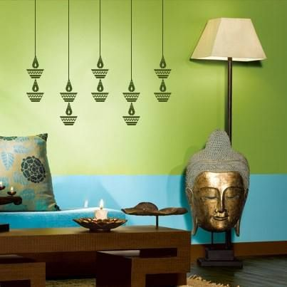 Image result for diwali wall paint