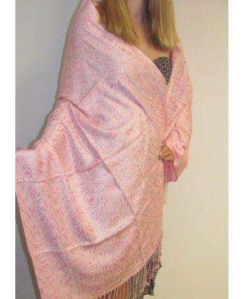 ... Kashmir-shawls-purple-wrap-lilac-hand-embroidery-purple- ...