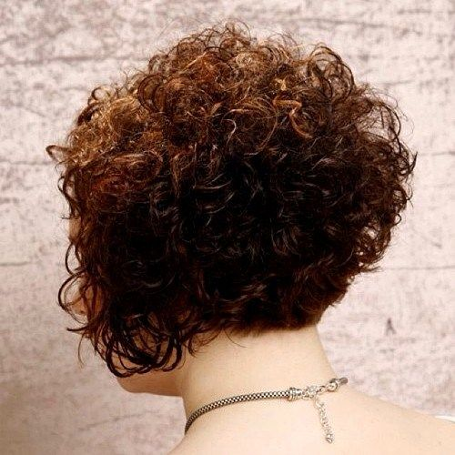 Best Haircuts For Permed Hair : 40 gorgeous perms looks: say hello to your future curls! stacked