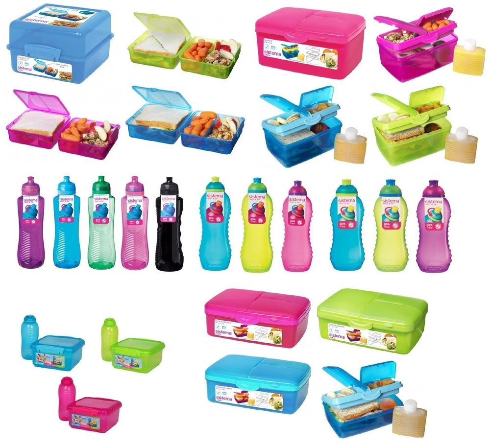 sistema lunch salad boxes cubes quaddies bottles twist 39 n 39 sip klip it to go lunches. Black Bedroom Furniture Sets. Home Design Ideas