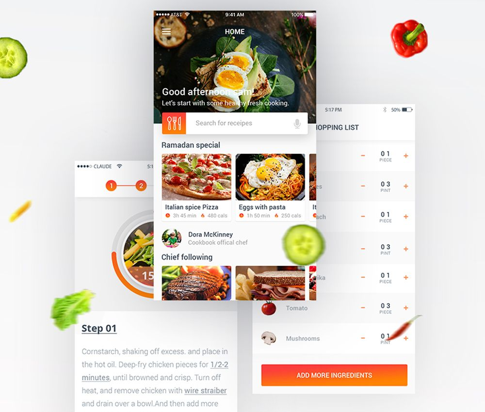 Cool food recipe mobile app free psd download food recipe mobile cool food recipe mobile app free psd download food recipe mobile app free psd forumfinder Gallery