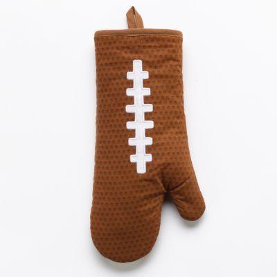 Kohls Cardholders: Sonoma Goods for Life Football Oven Mitt $1.40  free shipping #LavaHot http://www.lavahotdeals.com/us/cheap/kohls-cardholders-sonoma-goods-life-football-oven-mitt/97638
