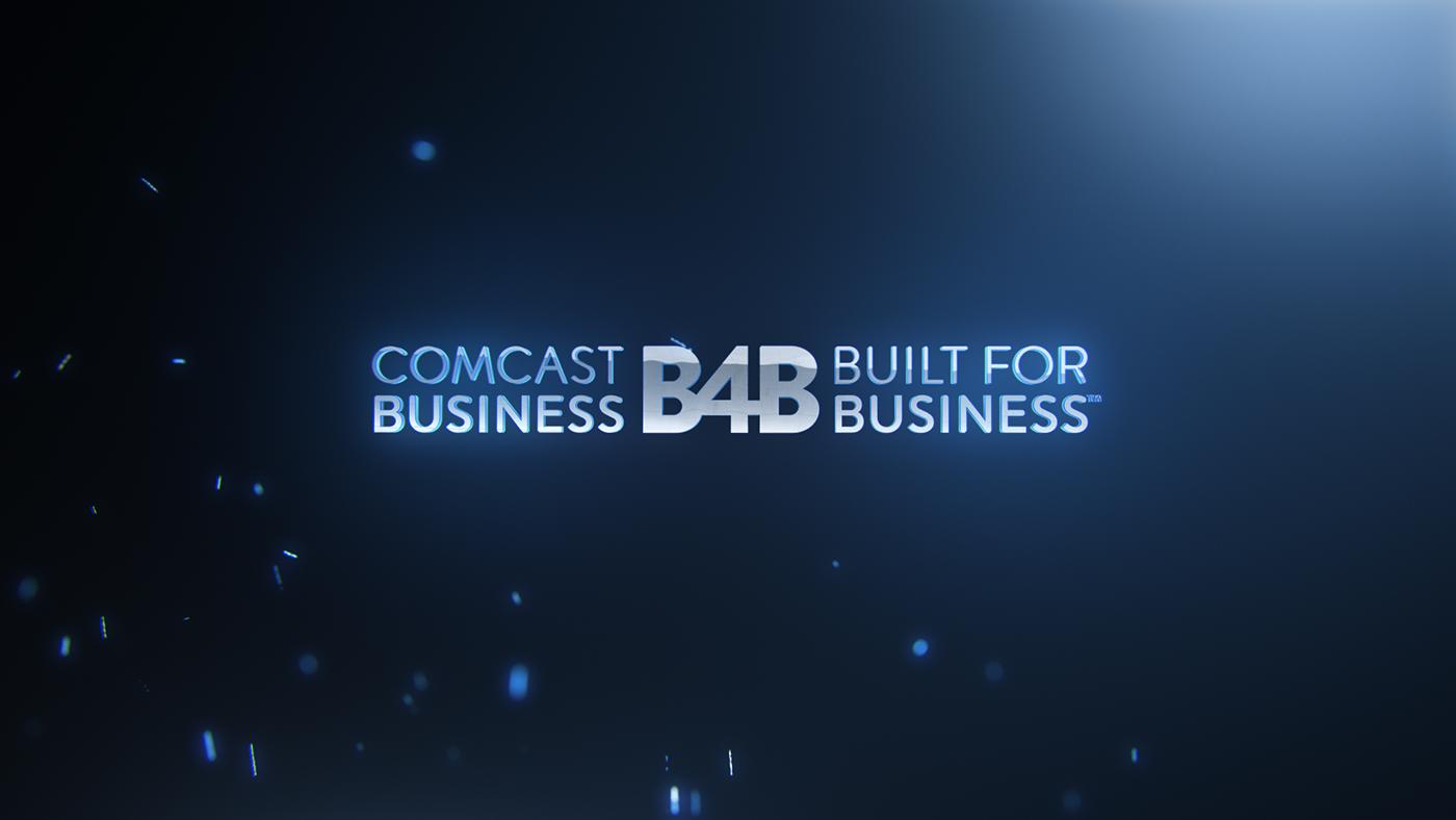 "Comcast ""Business Grade"" on Behance"