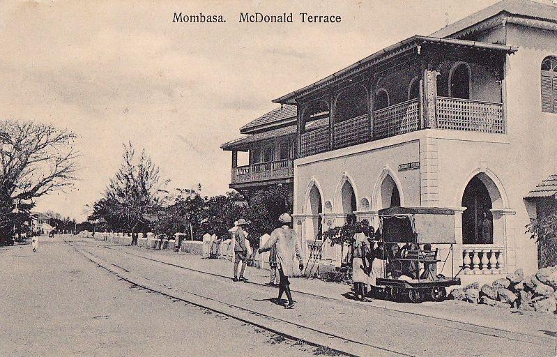 Mcdonald Terrace Mombasa C1900 Mombasa Kenya Africa