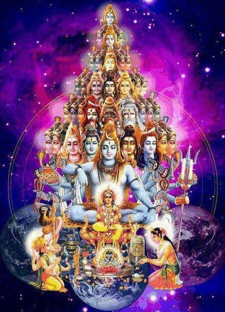 Advait: Way to Attain Lord Siva