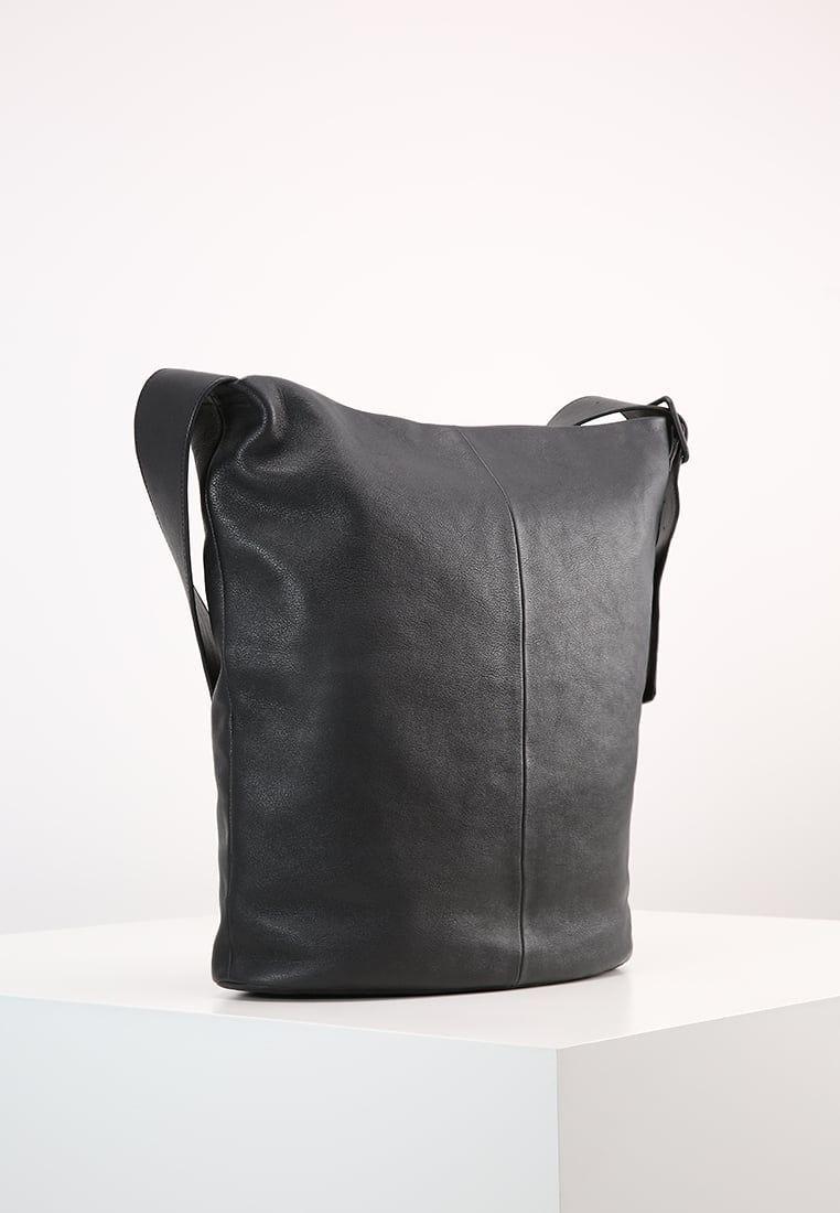 6a6c7bbf83aba STOCKHOLM - Tote bag - black   Zalando.co.uk 🛒 in 2019