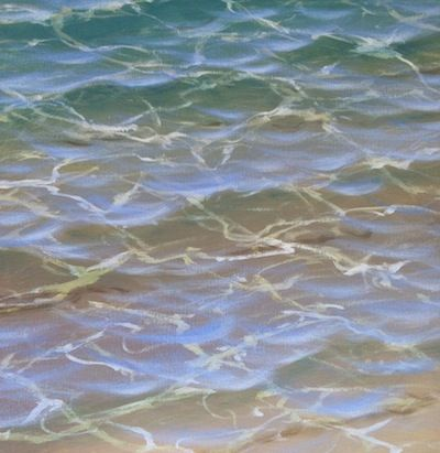 Want to learn how to paint water like this mark waller 39 s for Painting on water tutorial