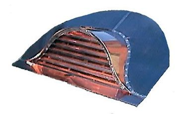 Copper Roof Vents Or Copper Dormers By Copper Inc Com Copper Roof Roof Vents Roof