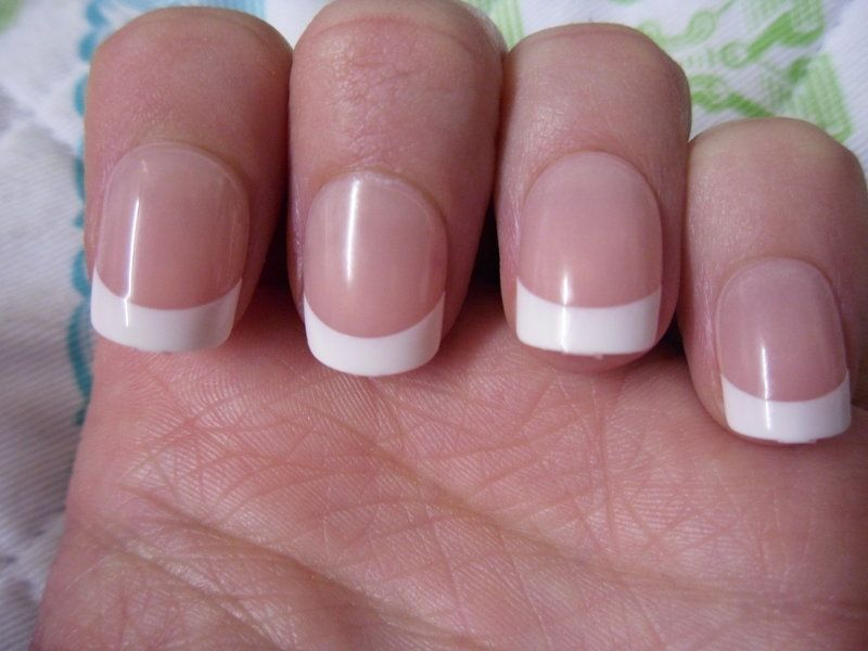 imPRESS Press on French Manicure review false gel nails | Manicures ...