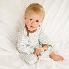 Organic baby clothes are made from gentle materials infused with ... http://www.liannmarketing.com/kidsbunkbeds