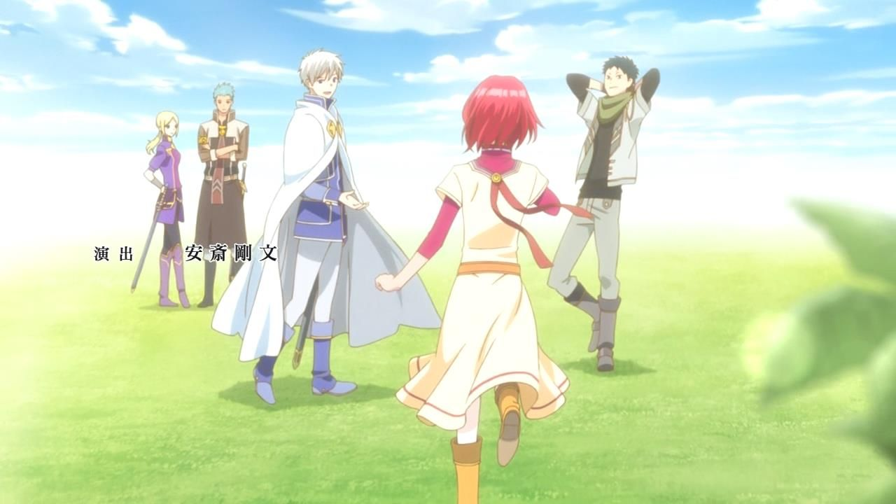 Akagami No Shirayuki Hime 13 Akagami No Shirayuki Akagami No Snow White With The Red Hair