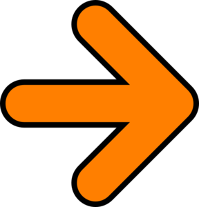 Orange Arrow Clip Art Vector Clip Art Online Royalty Free Public Domain Clip Art Right Arrow Icon Orange