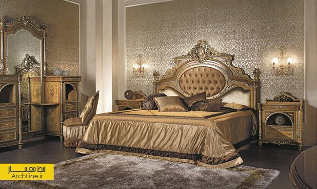 Classic Bedroom Design  Bedroom Idea  Pinterest  Bedrooms Inspiration Classic Bedroom Designs Inspiration