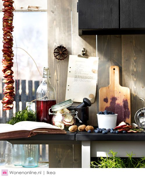 Ikea woontrends 2014 Countryside, Kitchen dining and Dining