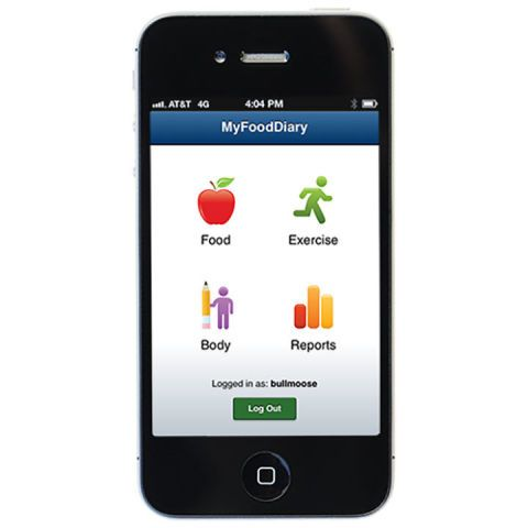 Free Calorie Counter By SparkPeople This website has