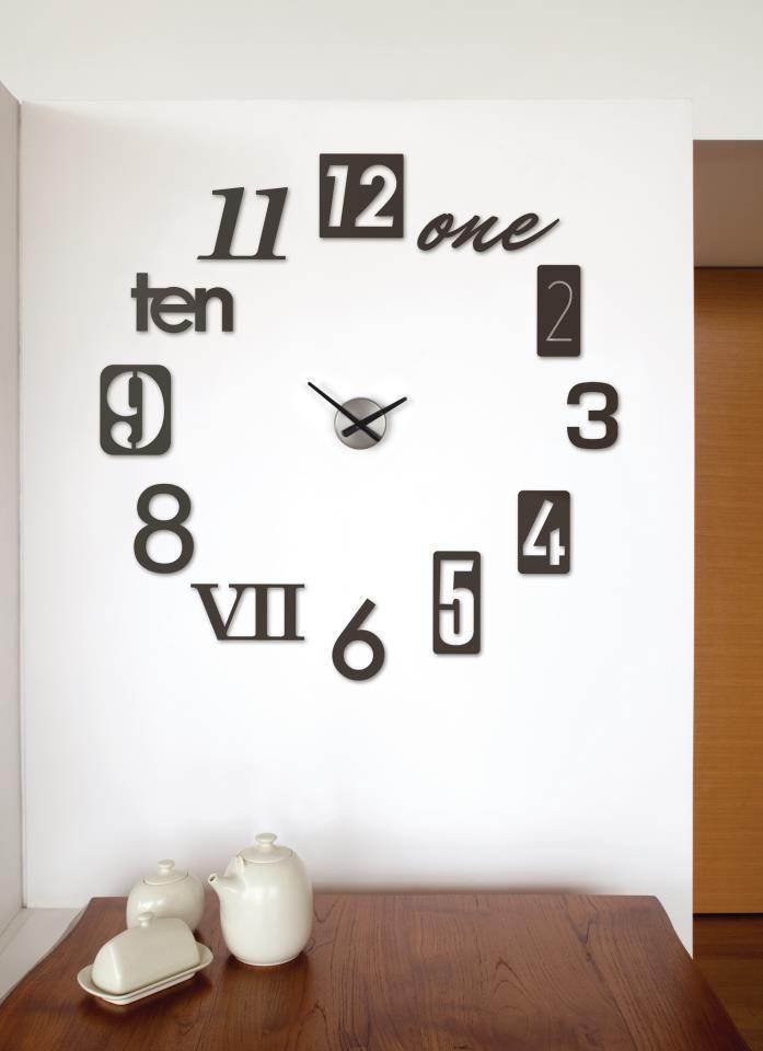 Umbra Design 1 Relojes De Pared Decoracion De Pared Reloj De Pared