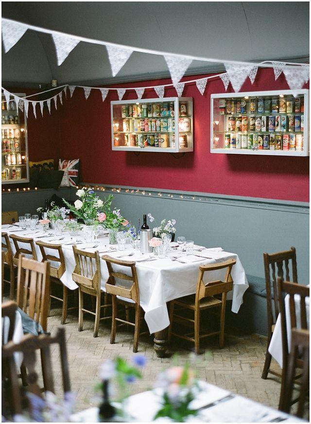 Art Deco Stoke Newington Wedding By Peachey Photography