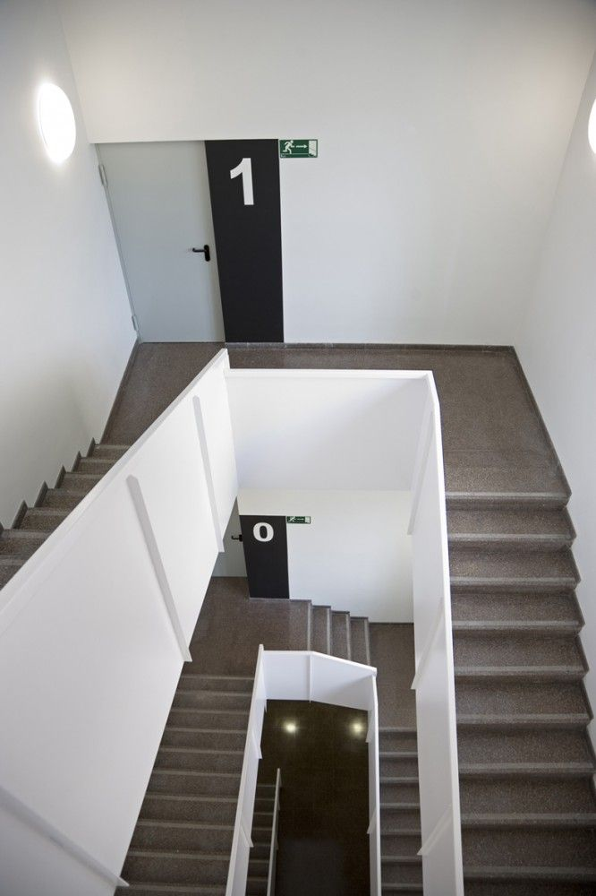 Etseib C' Departamental Building / Ravetllat Ribas Architects