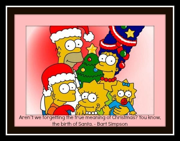 Simpsons Christmas Boogie.Funny Christmas Movie Quotes Movie Room Reviews The