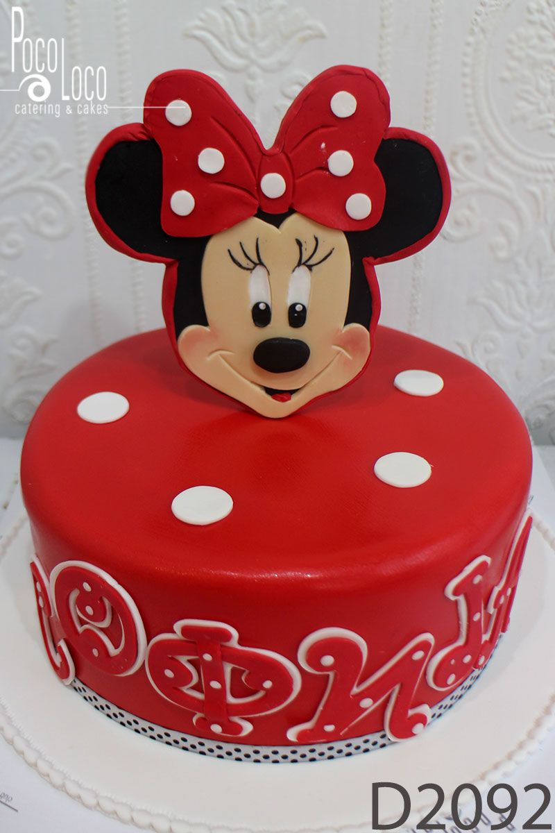 Rođendanska Torta Mini Maus In 2019 Mini Maus Torte